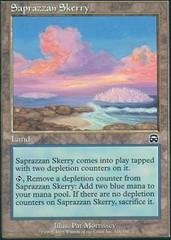 Saprazzan Skerry - Foil