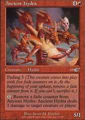 Ancient Hydra - Foil on Channel Fireball
