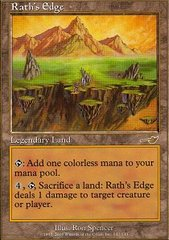 Rath's Edge - Foil on Channel Fireball