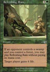 Refreshing Rain - Foil