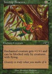 Treetop Bracers - Foil