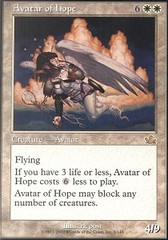 Avatar of Hope - Foil on Channel Fireball