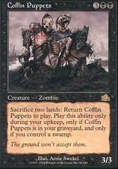 Coffin Puppets - Foil