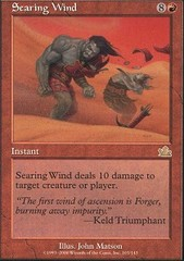 Searing Wind - Foil on Channel Fireball