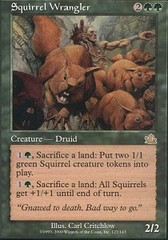 Squirrel Wrangler - Foil on Channel Fireball