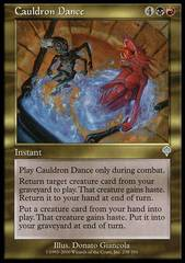 Cauldron Dance - Foil