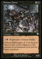 Goham Djinn - Foil