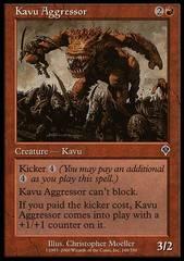 Kavu Aggressor - Foil