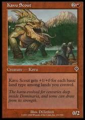 Kavu Scout - Foil