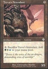 Treva's Attendant - Foil