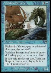 Vodalian Serpent - Foil