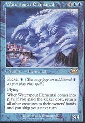 Waterspout Elemental - Foil