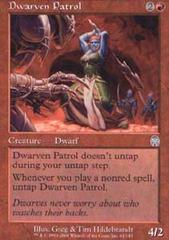 Dwarven Patrol - Foil