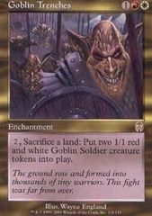 Goblin Trenches - Foil