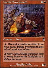Pardic Swordsmith - Foil