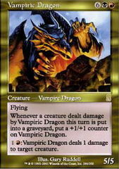Vampiric Dragon - Foil on Channel Fireball