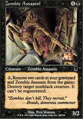 Zombie Assassin - Foil