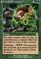 Parallel Evolution - Foil on Channel Fireball