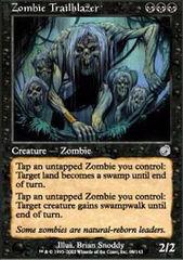 Zombie Trailblazer - Foil