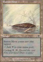 Barren Moor - Foil