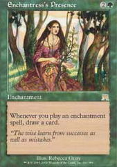 Enchantress's Presence - Foil on Ideal808
