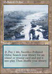 Polluted Delta - Foil on Channel Fireball