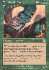 Symbiotic Wurm - Foil