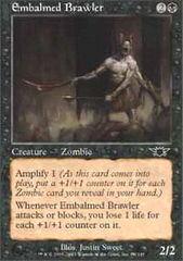 Embalmed Brawler - Foil