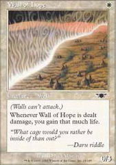Wall of Hope - Foil on Ideal808