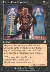 Cabal Conditioning - Foil