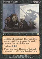 Decree of Pain - Foil on Channel Fireball