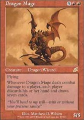 Dragon Mage - Foil on Channel Fireball