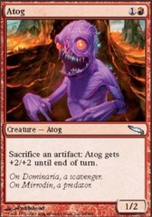 Atog - Foil on Channel Fireball