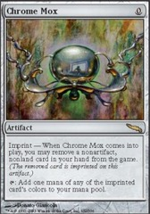 Chrome Mox - Foil on Channel Fireball