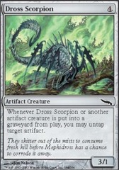 Dross Scorpion - Foil