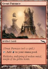 Great Furnace - Foil