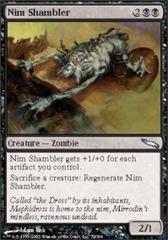 Nim Shambler - Foil