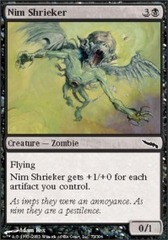 Nim Shrieker - Foil