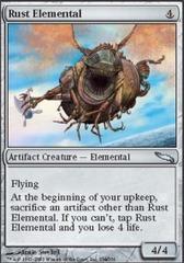 Rust Elemental - Foil