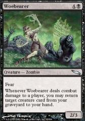 Woebearer - Foil