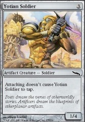 Yotian Soldier - Foil on Ideal808