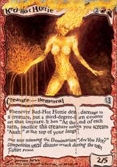 Red-Hot Hottie - Foil