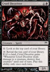 Cruel Deceiver - Foil