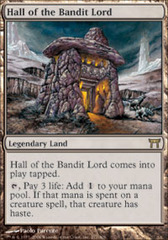 Hall of the Bandit Lord - Foil on Channel Fireball
