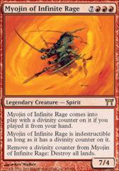 Myojin of Infinite Rage - Foil