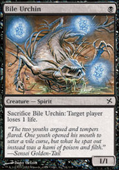 Bile Urchin - Foil on Channel Fireball