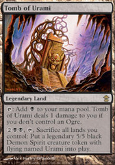 Tomb of Urami - Foil on Channel Fireball