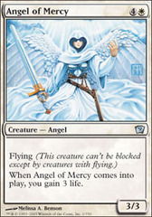 Angel of Mercy - Foil on Channel Fireball