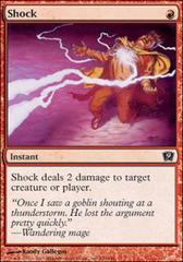 Shock - Foil on Channel Fireball