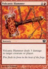 Volcanic Hammer - Foil